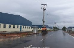 Binh Xuyen industrial park II Factories and Land