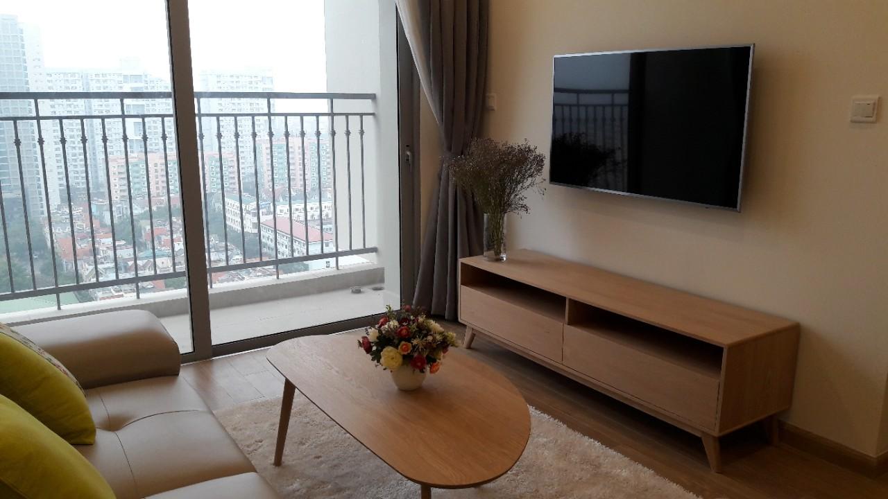 Three-bedroom Apartment Vinhomes Gardenia