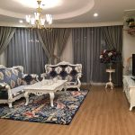 Căn hộ 3 phòng ngủ tại Royal City