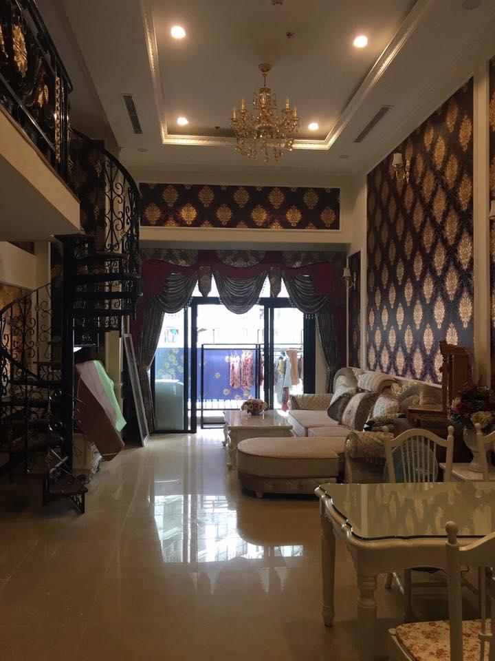 Căn hộ Duplex tại Royal City