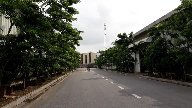Cho thuê kho xưởng khu công nghiệp Đại Đồng
