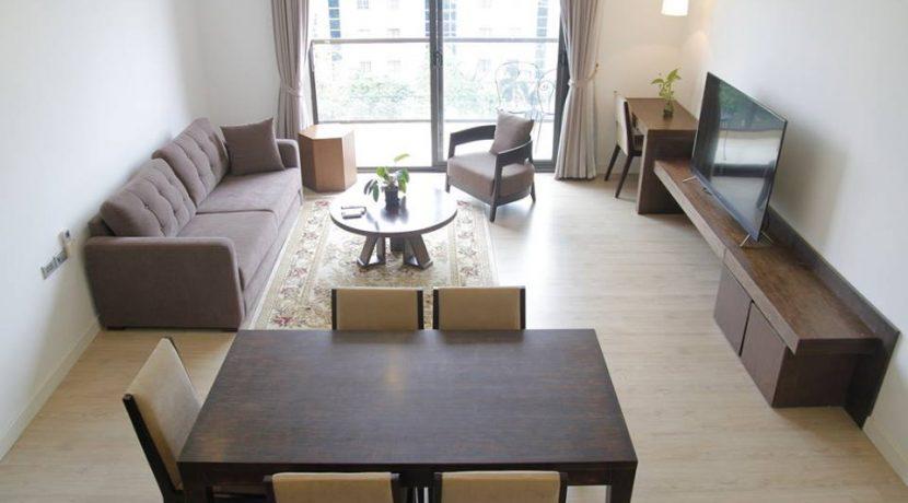 Căn hộ 2 phòng ngủ Quận Hoàn Kiếm