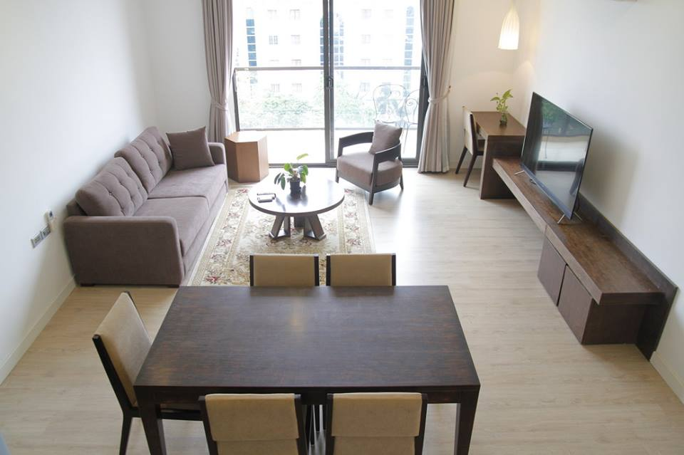 Duplex Apartment Hoan Kiem district for rent