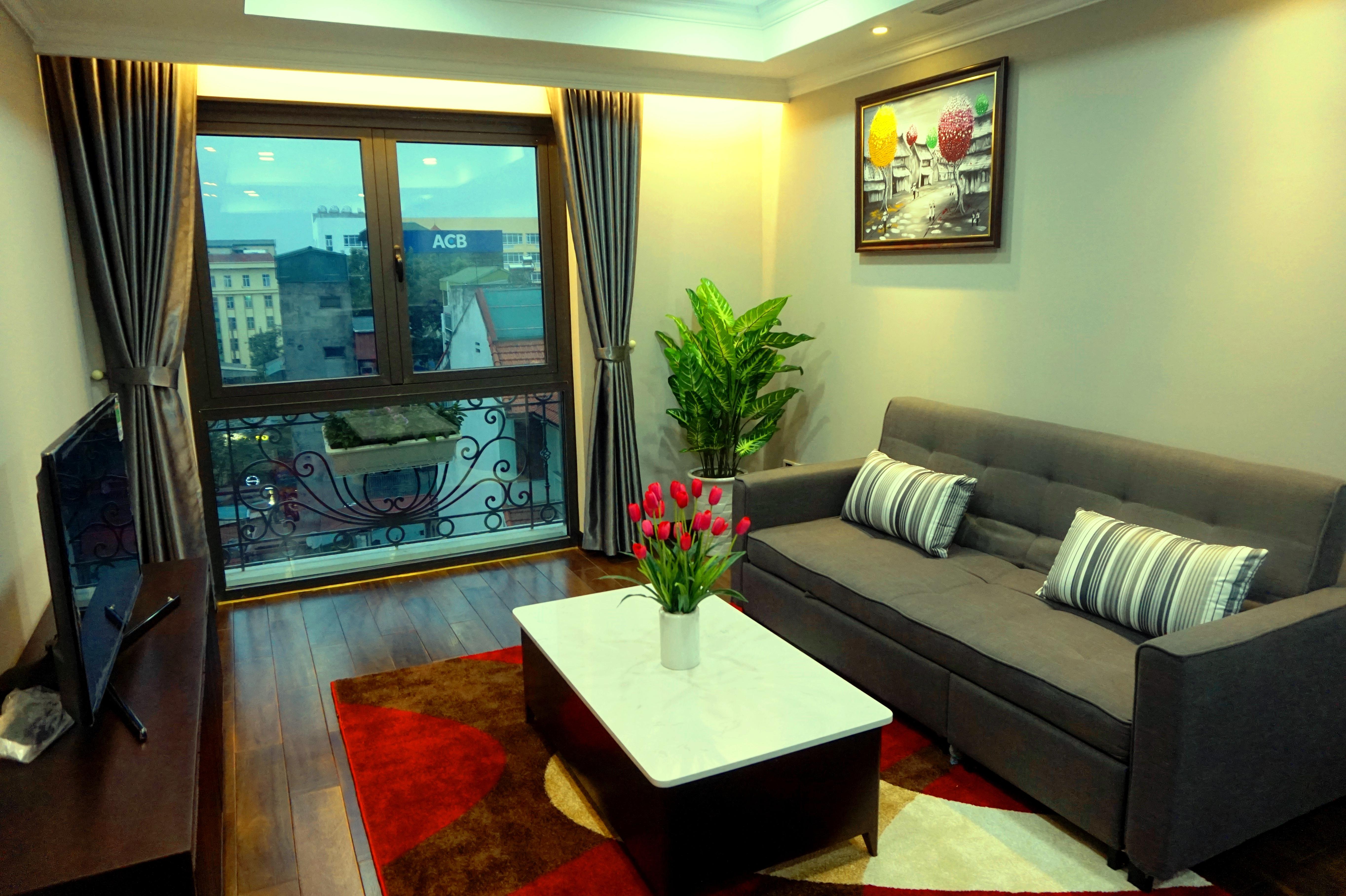 Brandnew Apartments near Vincom center for rent
