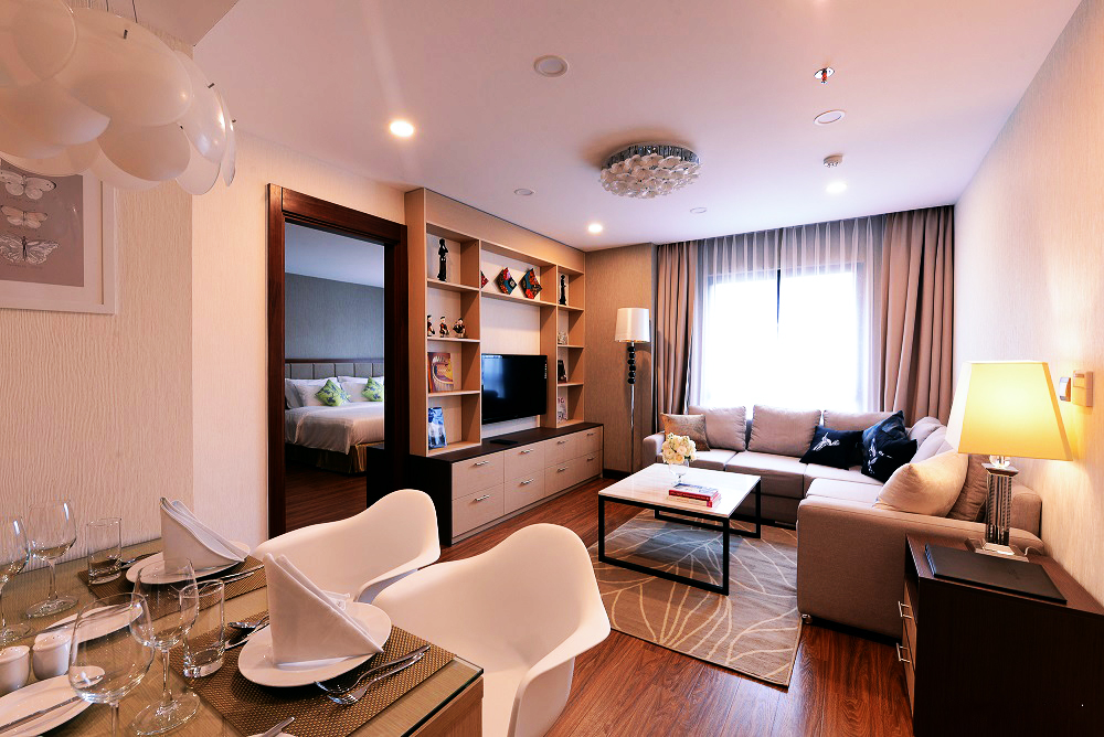 Luxury Apartment The Ann hotel Hai Ba Trung district