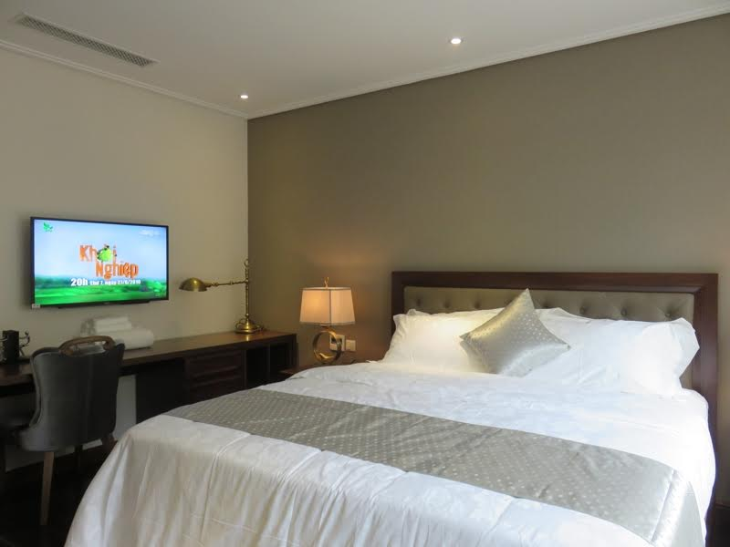 Serviced Apartment Hai Ba Trung area for rent