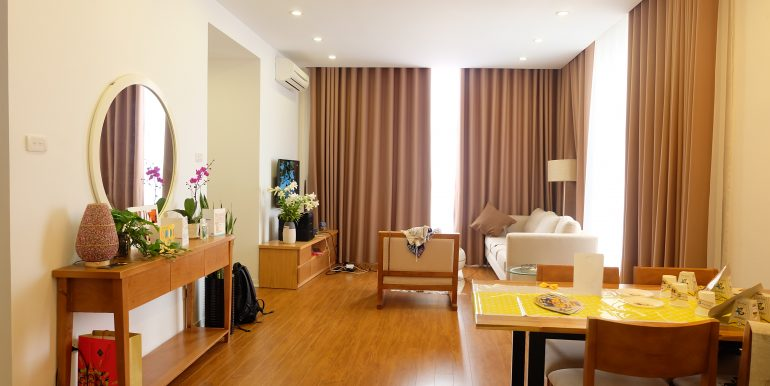 Căn hộ dịch vụ 2 phòng ngủ tại Xuân Diệu