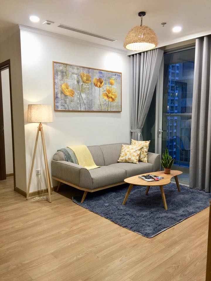 Vinhomes Gardenia apartments for rent with 2 bedrooms