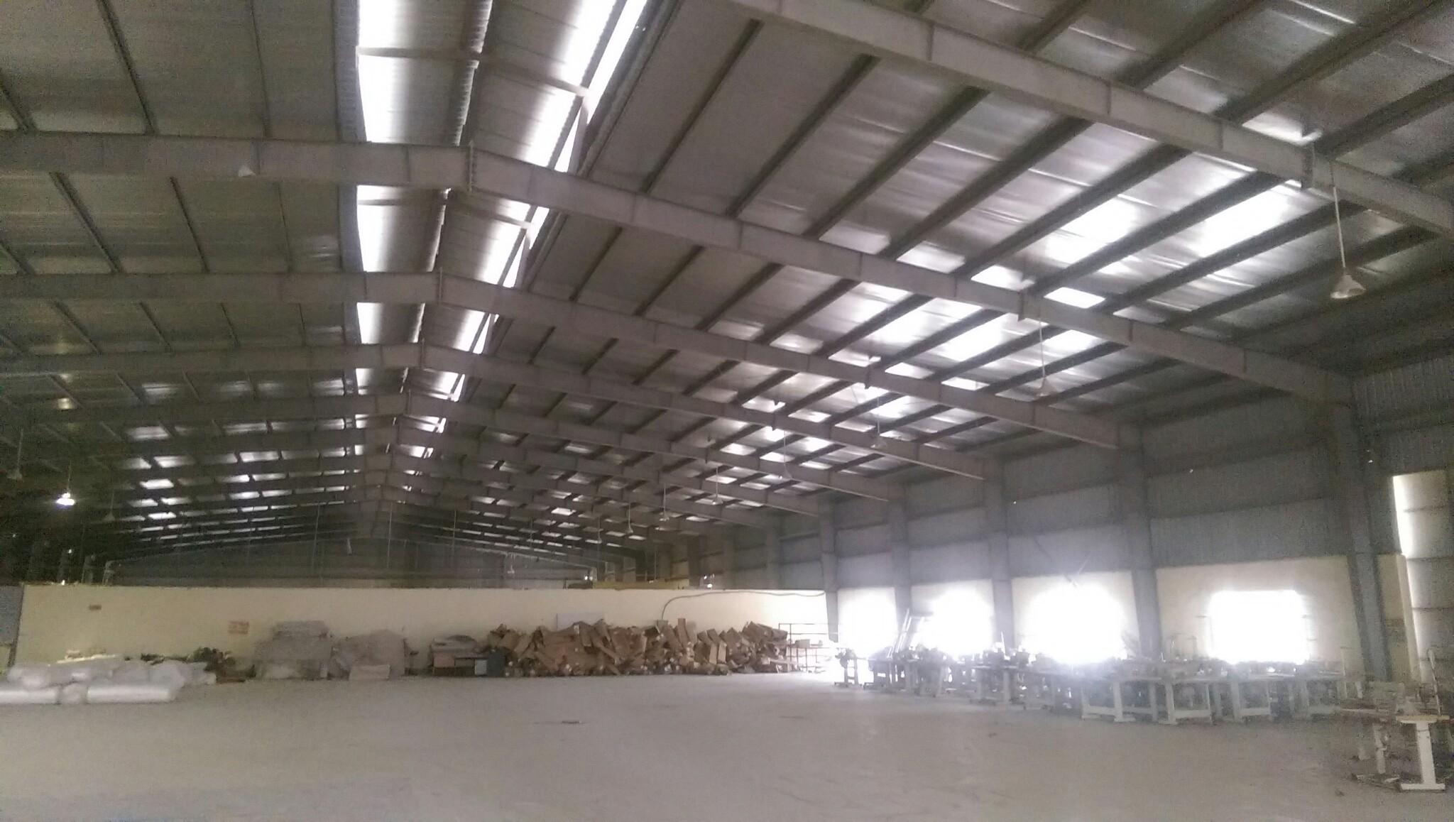 Cho thuê nhà xưởng tại Bình Xuyên Vĩnh Phúc