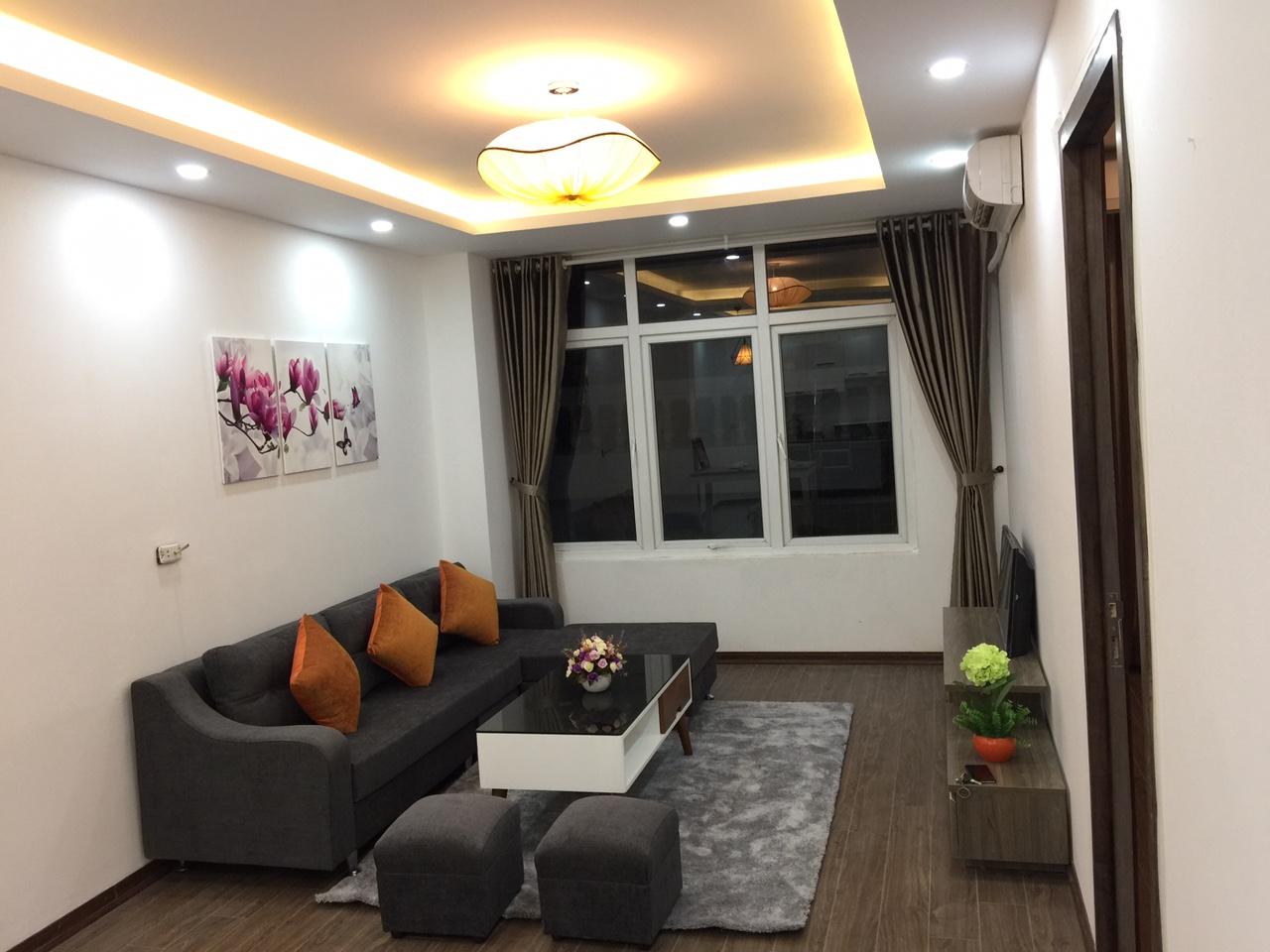 Cho thuê căn hộ dịch vụ quận Ba Đình