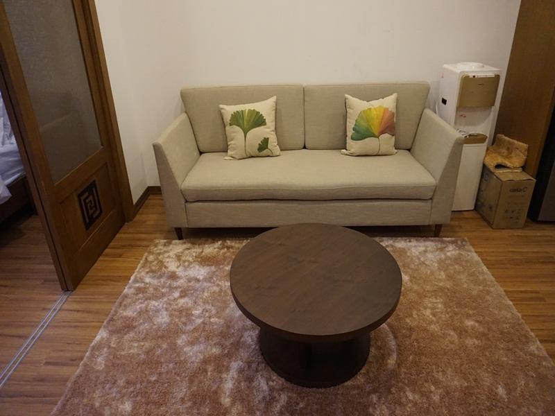 Cho thuê căn hộ dịch vụ ở Trương Hán Siêu Hoàn Kiếm