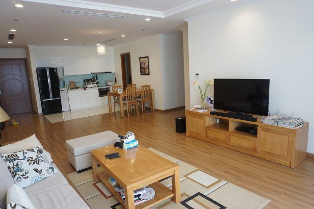3 bedroom apartment Vinhomes Nguyen Chi Thanh