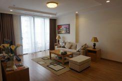Cho thuê căn hộ Vinhomes Nguyễn Chí Thanh 3 ngủ