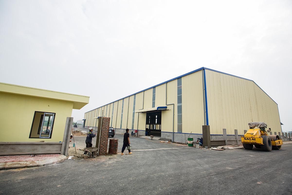 Cho thuê kho bãi nhà xưởng tại Hưng Yên