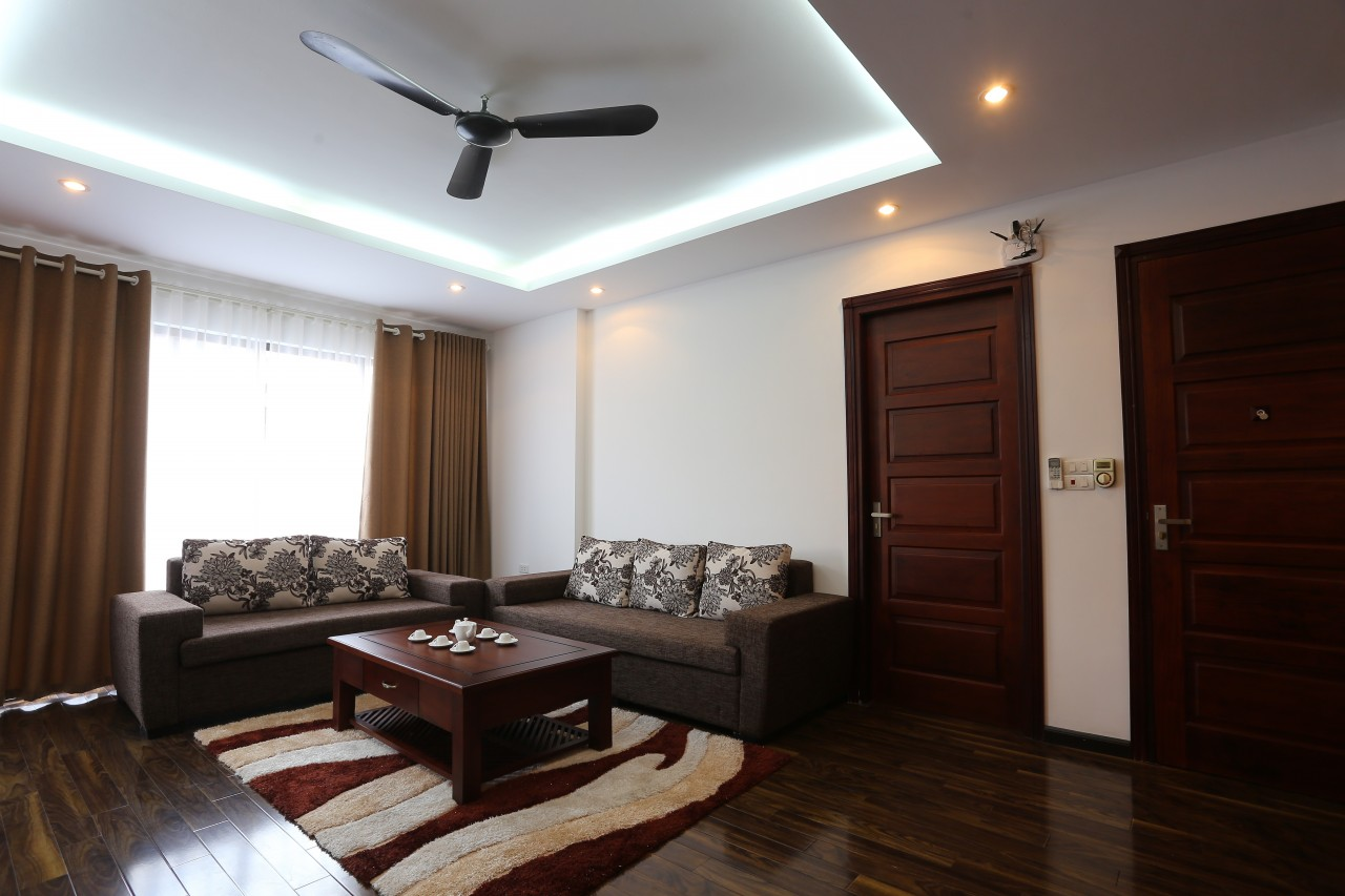 Serviced Apartment near Somerset Hoa Binh for rent