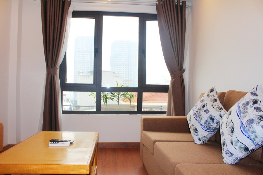Cau Giay Cheap Serviced Apartment  for rent