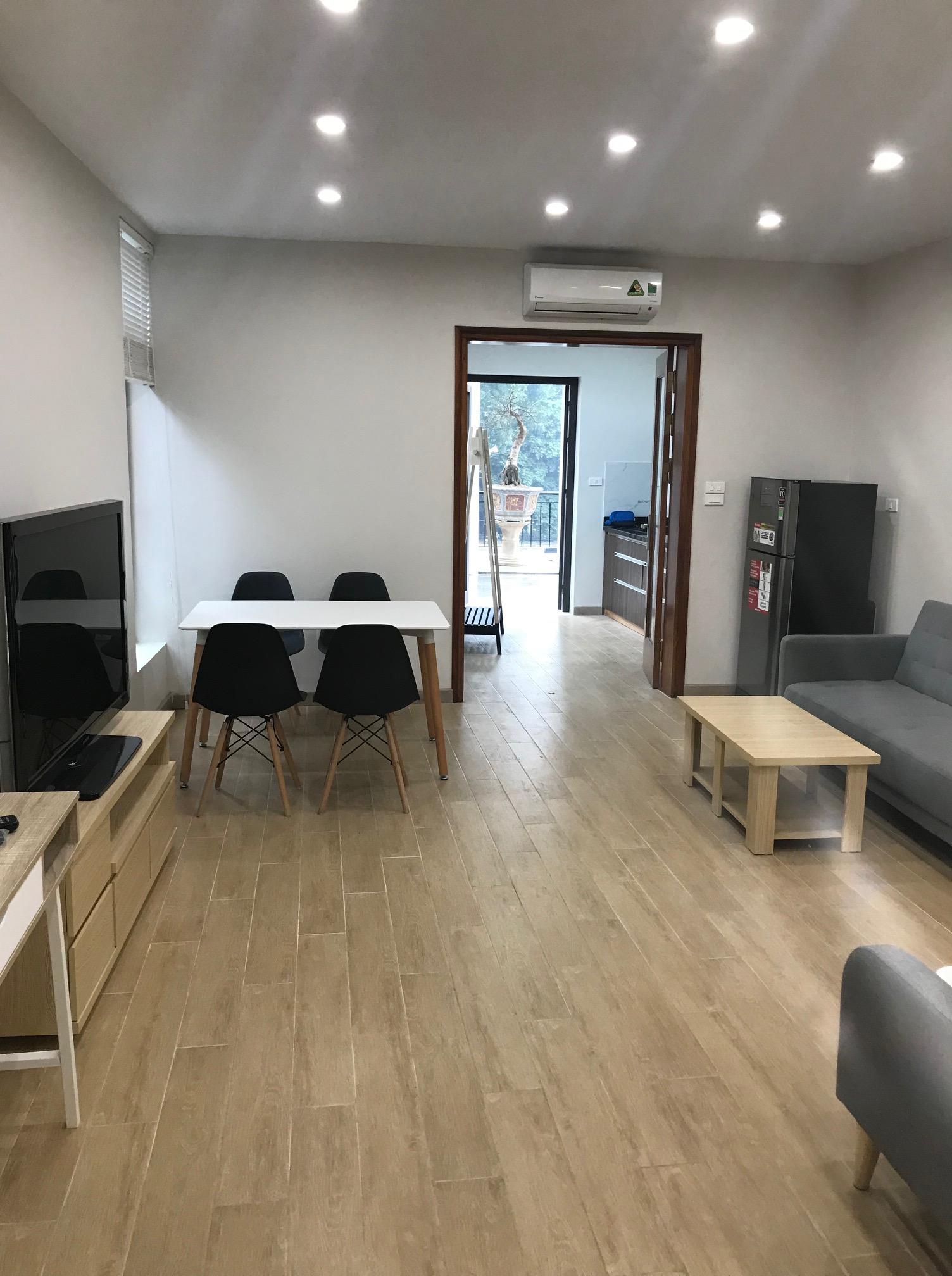 Cho thuê căn hộ studio tại quận Hai Bà Trưng