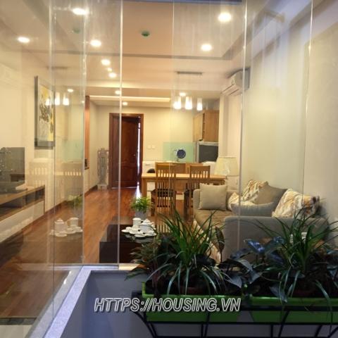 Căn hộ dịch vụ tại Hoàn Kiếm cho thuê
