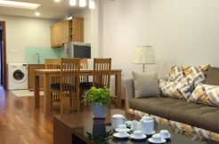 serviced apartment near Hoan Kiem lake