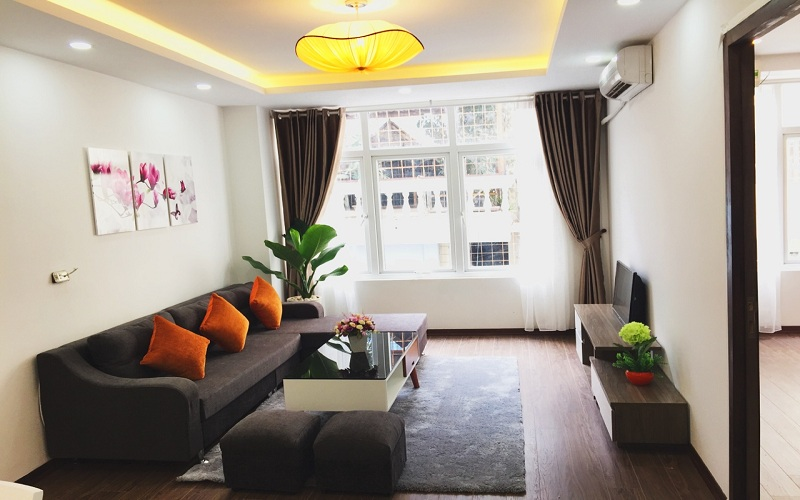 Brandnew Apartment Linh Lang street for rent