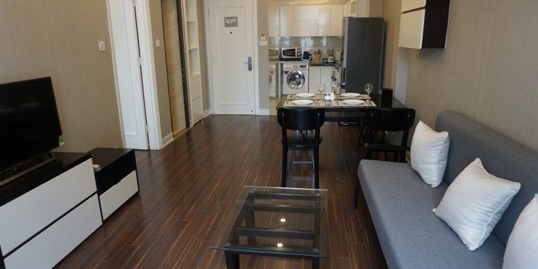 cho thuê căn hộ dịch vụ mặt phố bùi thị xuân