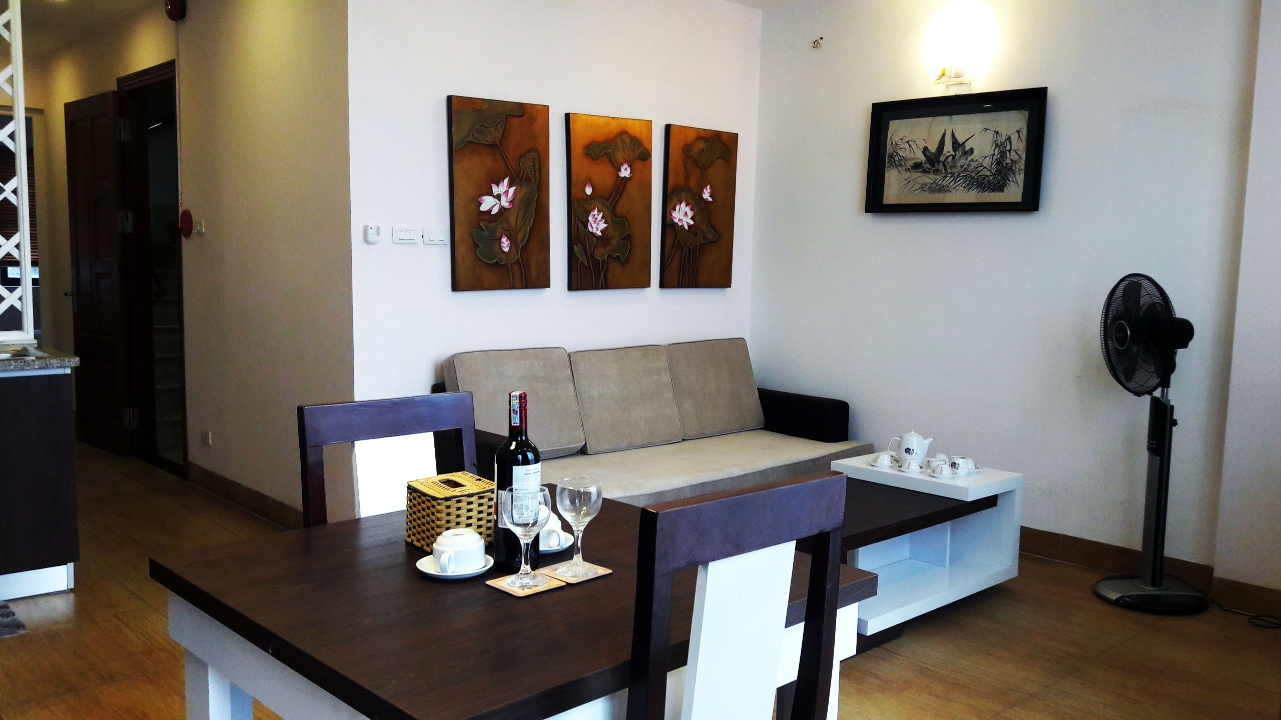 Dao Tan Serviced Apartment for rent
