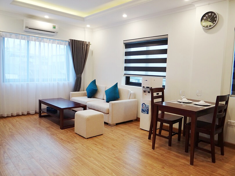 Serviced Apartments Kim Ma Thuong street for rent