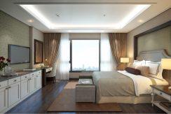 Căn hộ dịch vụ 1 phòng ngủ tại Hoàn Kiếm