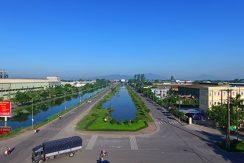 Factory warehouse Phu Nghia