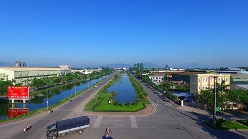 Factory for lease Phu Nghia Industrial Park Hanoi
