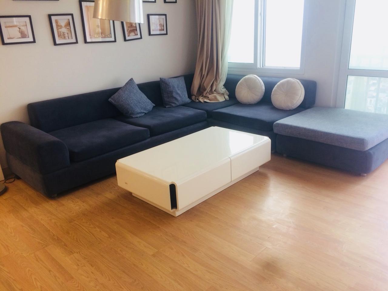 Cho thuê căn hộ Ciputra 2 phòng ngủ rộng
