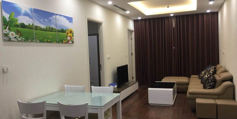Cho thuê căn hộ Imperia Garden 2 phòng ngủ
