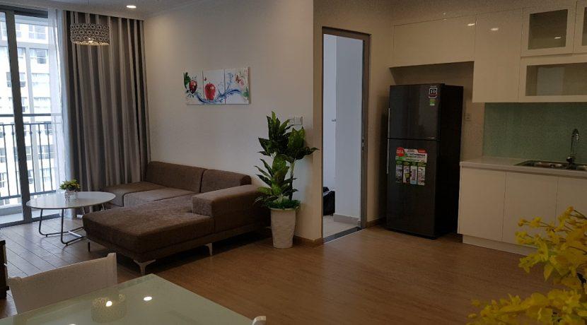 căn hộ 2 ngủ tại Vinhomes Gardenia