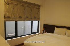 Căn hộ 2 ngủ tại Linh Lang cho thuê