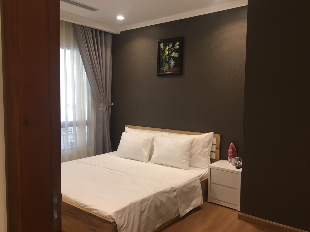 Căn hộ 3 ngủ tại Vinhomes Nguyễn Chí Thanh cho thuê