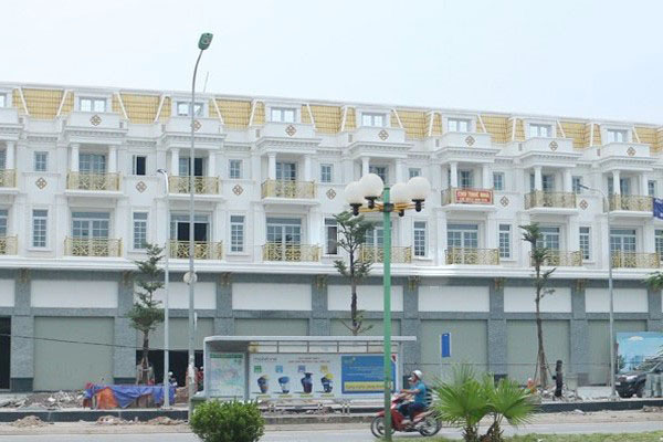Liền kề shophouse Tiểu khu đô thị Vạn Phúc Hà Đông