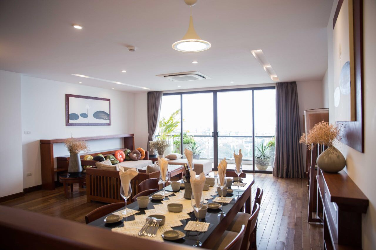 Serviced Apartment view Westlake for rent
