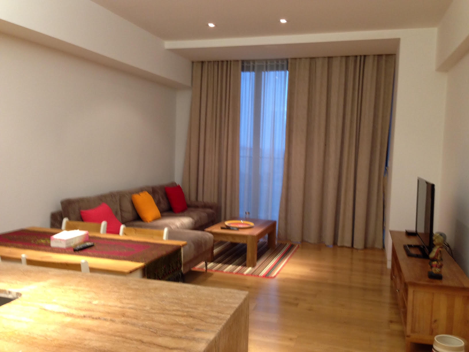 Apartment Indochina Hanoi for rent with 2 bedrooms