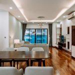 Căn hộ dịch vụ Tràng An Complex cho thuê