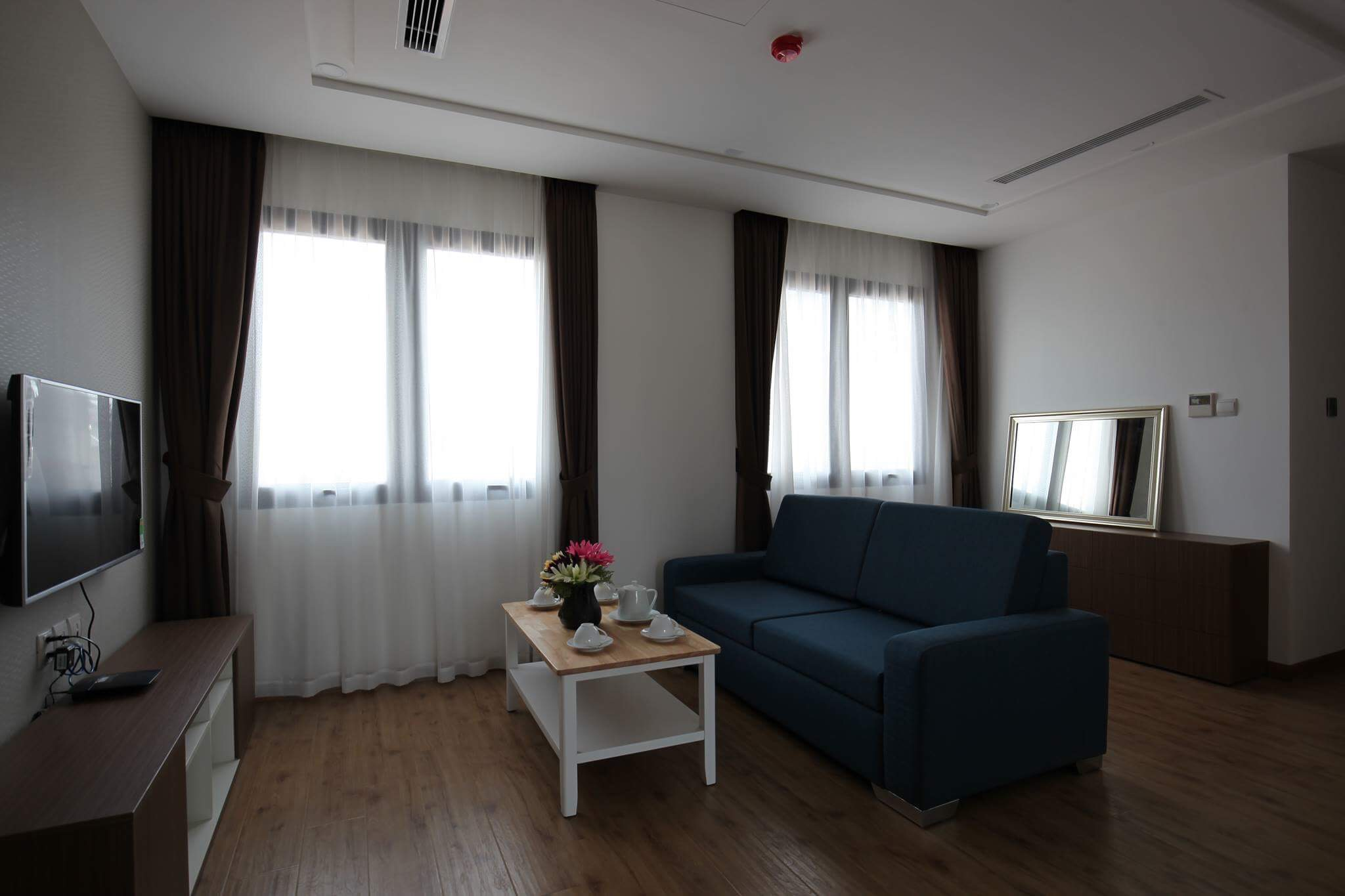 Serviced Apartment nearby Old quarter for rent