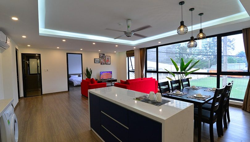 Serviced Apartment Dang Thai Mai street