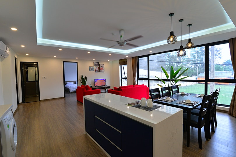 Serviced Apartment Dang Thai Mai street for rent