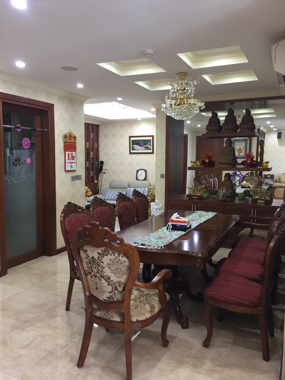 3 Bedroom Apartments Tampa: Three-bedroom Apartment L1 Ciputra Hanoi For Rent