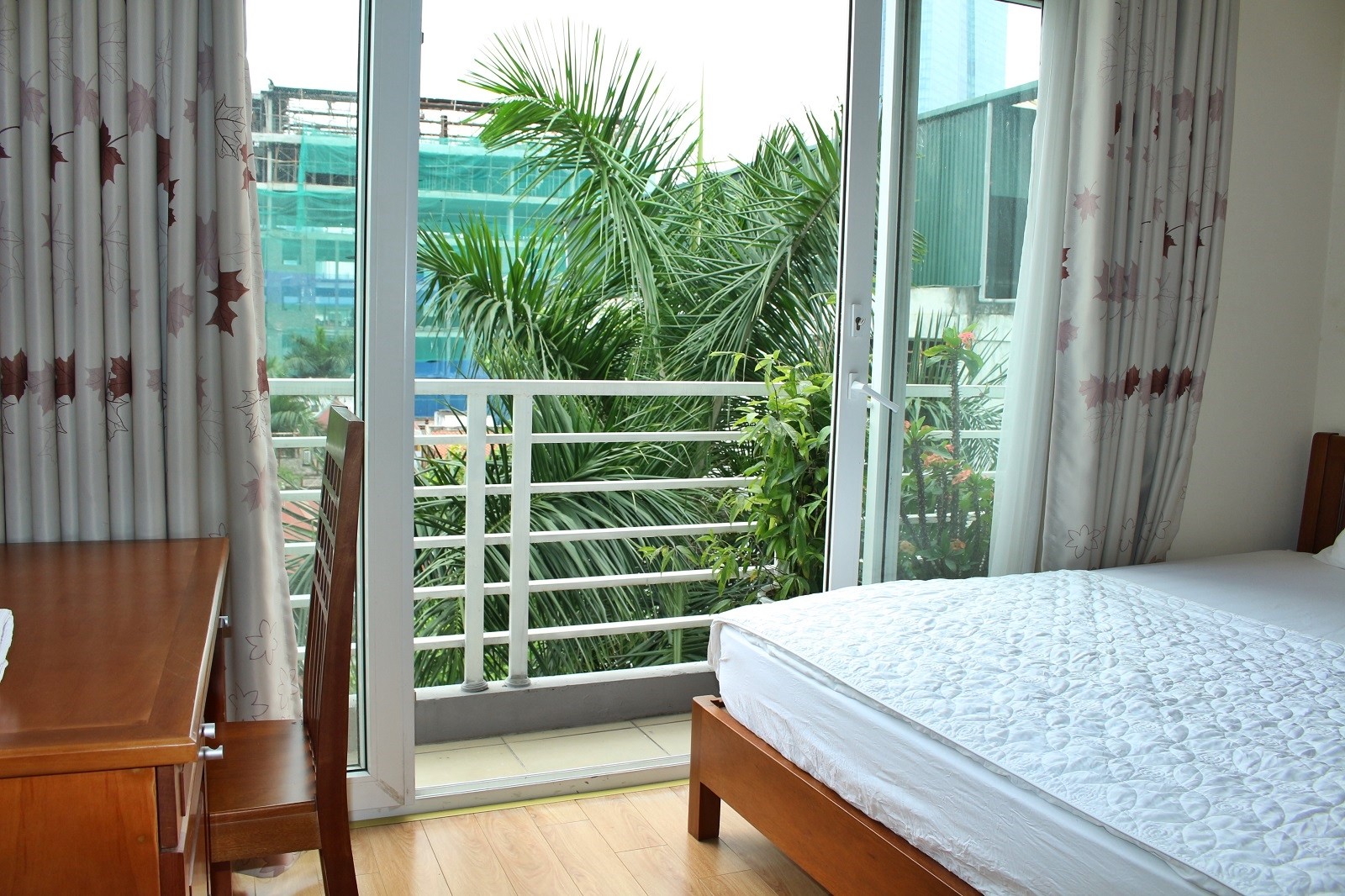 Serviced apartment close to Lotte shopping center