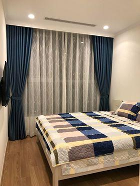 Times City 2 phòng ngủ full đồ