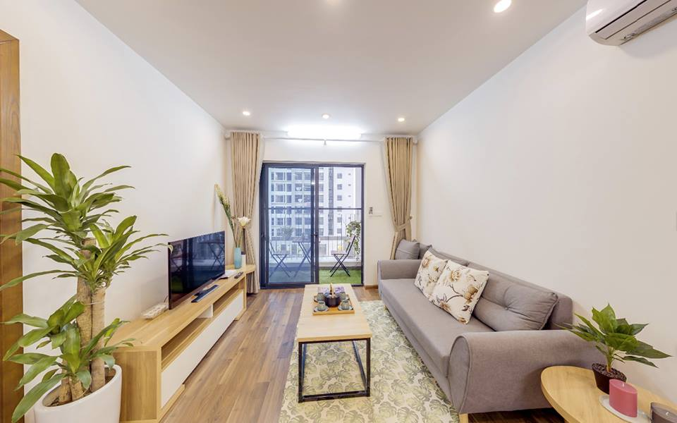 Goldmark市的三居室公寓出租