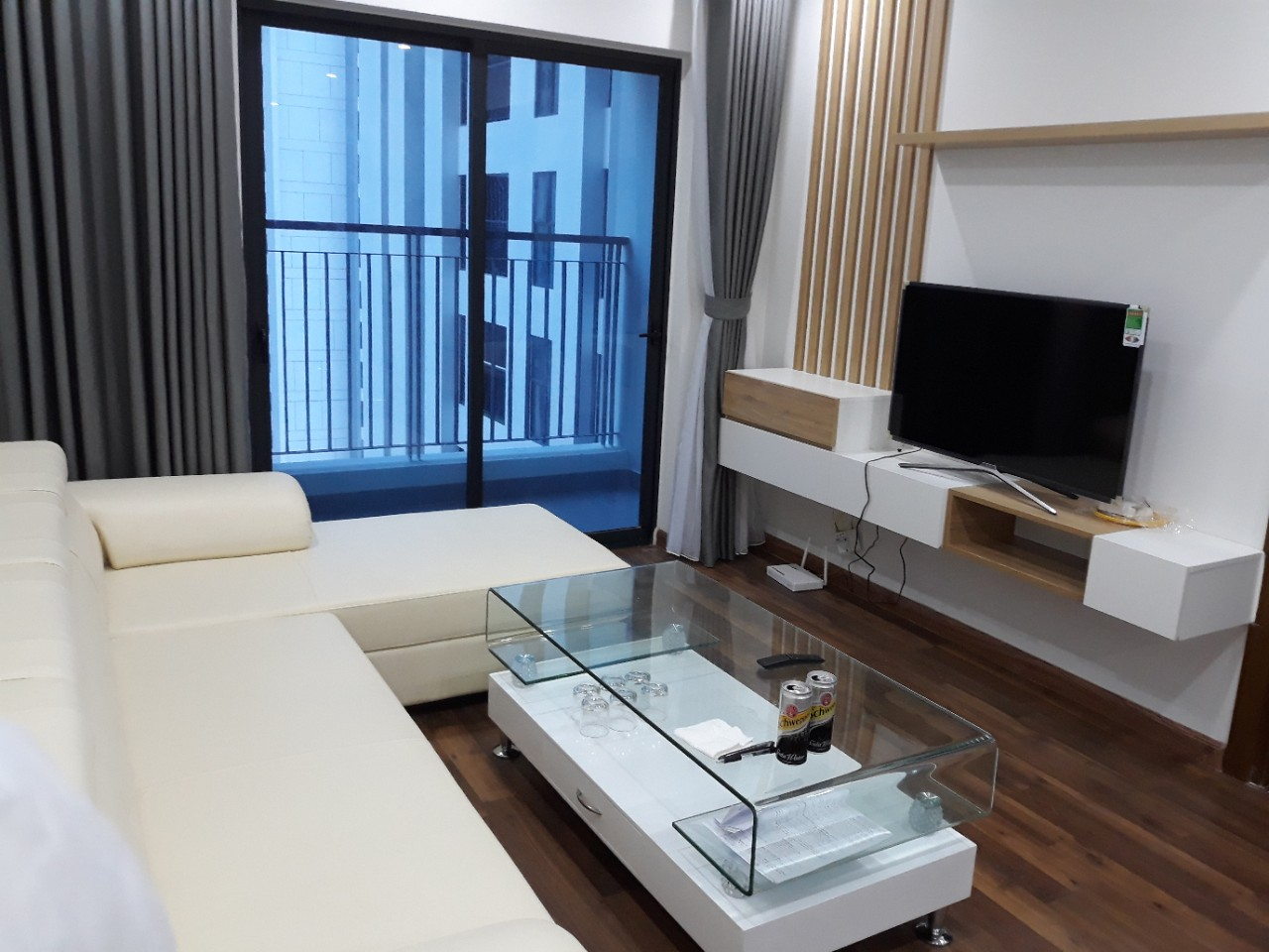 Two-bedroom Apartment Goldmark city for rent