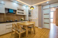 Căn hộ dịch vụ Linh Lang cho thuê