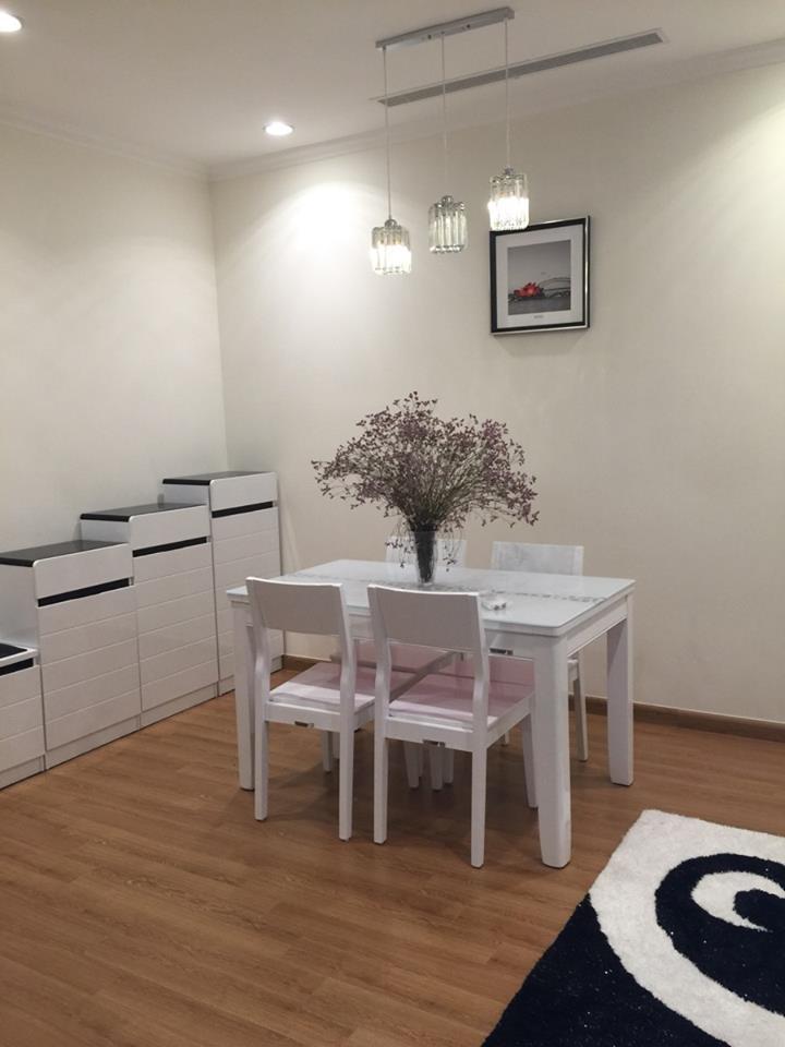 Vinhomes Nguyen Chi Thanhアパート