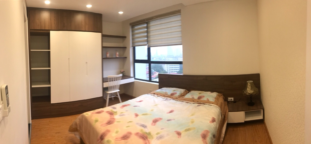 Two-bedroom Apartment Hong Kong tower for rent